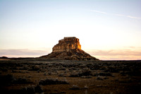 Fajada Butte- Chaco Canyon